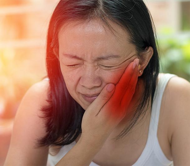 TMJ Disorder Pain